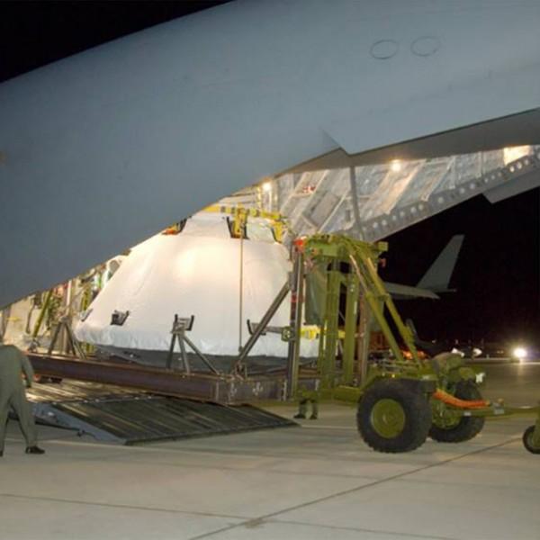 20 TONLUK C-130 YÜKLEME TAKIMLARI